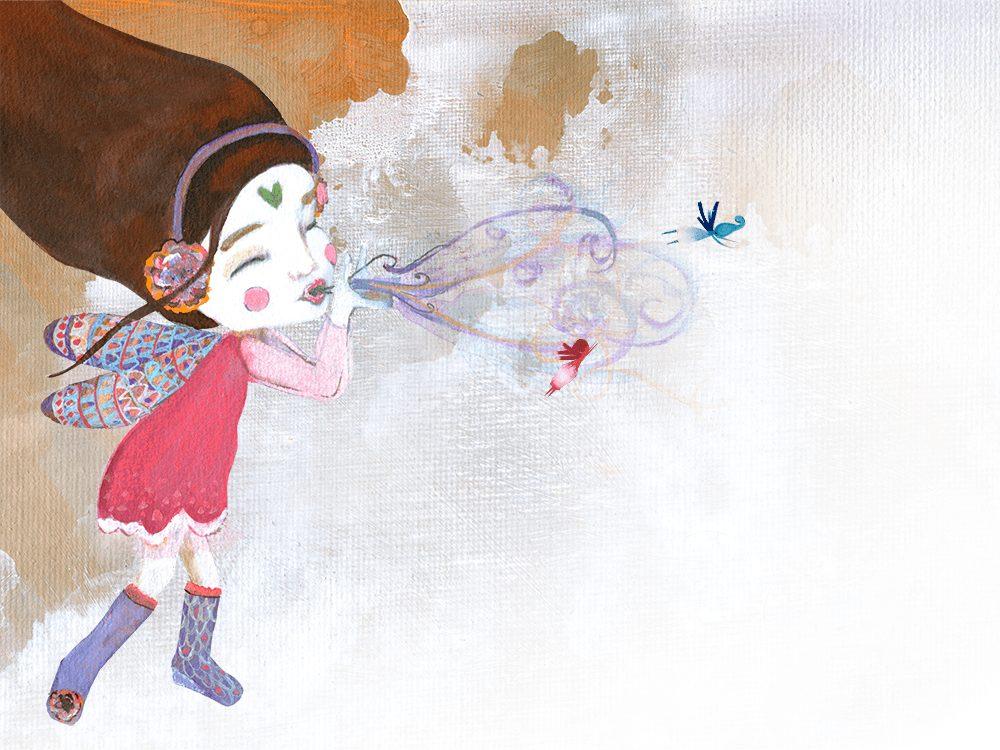 Bhoomie Frou-Frou | The Wind