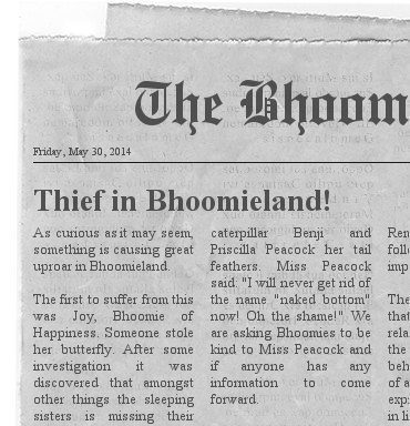 Exclusive! Thief In Bhoomieland!