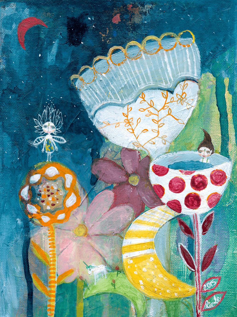 Moon Gardens